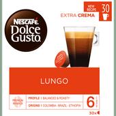 Nescafé Dolce gusto lungo sterkte 6