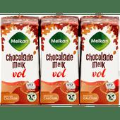 Melkan Chocolademelk vol 6 pack