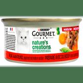 Gourmet Natures creations mini filets rund