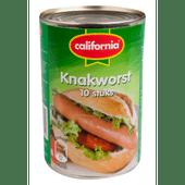 California Knakworstjes