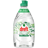 Dreft Afwasmiddel 0% pure clean