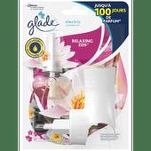 Glade Electric houder scented oil relaxing zen
