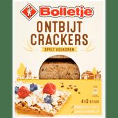 Bolletje Ontbijtcrackers spelt 4 x 3 stuks