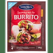Santa Maria Burrito seasoningmix