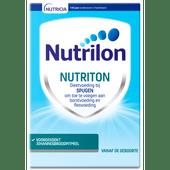 Nutrilon Nutriton bij spugen