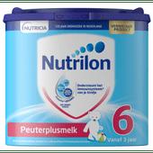 Nutrilon Peuter plusmelk 6 vanaf 3 jaar