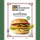 De Vegetarische Slager Vegetarische bofkipburger 2 stuks