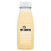 Fruity King 100% smoothie kokos, ananas, banaan, appel