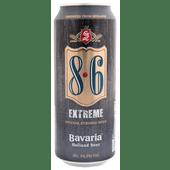8.6 Zwaar bier extreme 10.5%