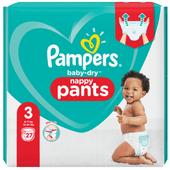 Pampers Baby dry pants midi midpack maat 3