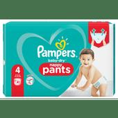 Pampers Baby dry pants maxi valuepack maat 4