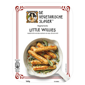 De Vegetarische Slager Vegetarische little willies