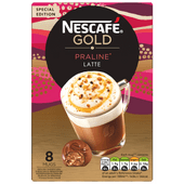 Nescafé Latte instant koffie praline