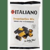 Italiano Dropstaafjes mix