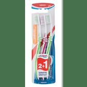 Aquafresh Tandenborstel clean & flex medium