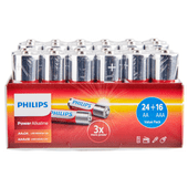 Philips Power alkaline batterij