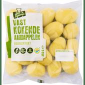 Lekker makkelijk Gekookte aardappelen vastkoken