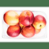 Nectarines verpakt