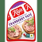 Kips Paté cranberry