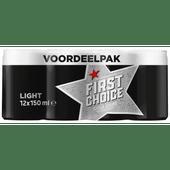 First Choice Cola light