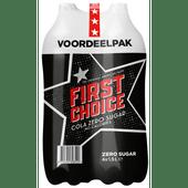 First Choice Cola no sugar