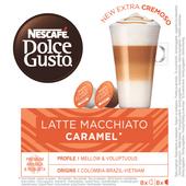 Nescafé Dolce gusto latte macchiatto caramel