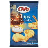 Chio Chips kettle cooked sea salt