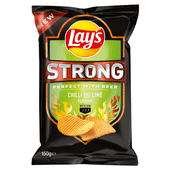 Lay's Strong chilli & lime