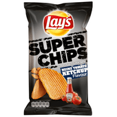 Lay's Superchips heinz tomota ketchup