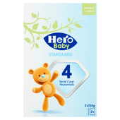 Hero Baby Peutermelk 4 +12 maanden