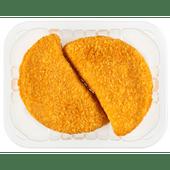 Cordon bleu burger 2 stuks