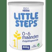 Nestlé Little steps 1 0-6 mnd
