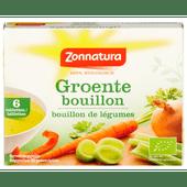 Zonnatura Groentebouillon 6 tabletten