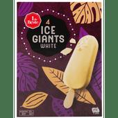 1 de Beste Ice-giants white 4 stuks