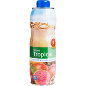 1 de Beste Limonadesiroop tropical