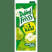 Dubbelfrisss 1kcal appel-peer
