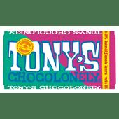 Tony's Chocolonely Chocolonely wit kandijkoek kers