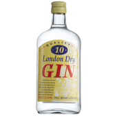 Quality 10 London Dry gin