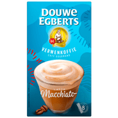 Douwe Egberts Latte Macchiato oploskoffie