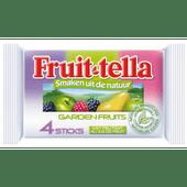 Fruittella Gardenfruits 4 stuks