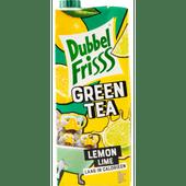 Dubbelfrisss Green tea lemon lime