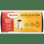 Dumil Huisvuilzakken 30 liter