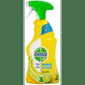 Dettol Allesreiniger spray met citroengeur