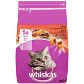 Whiskas Kattenvoer droog rund 1+ jaar