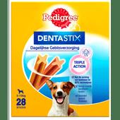 Pedigree Hondensnacks dentastix mini 28 stuks
