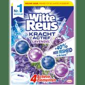 Witte Reus Toiletblok kracht actief lavendel