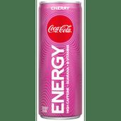 Coca-Cola Energy cherry regular