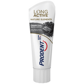 Prodent Tandpasta long active charcoal
