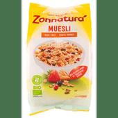 Zonnatura Muesli rood fruit vezelrijk