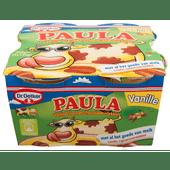 Dr. Oetker Paula vla vanille en chocolade